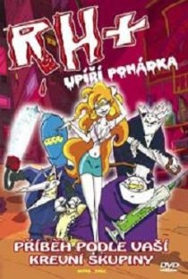 RH+ The Vampire Of Seville - Poster / Capa / Cartaz - Oficial 2