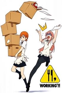 Working'!! Announcement Specials - Poster / Capa / Cartaz - Oficial 1