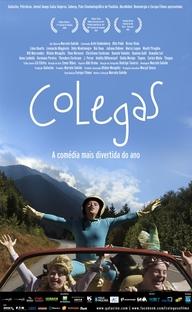 Colegas - Poster / Capa / Cartaz - Oficial 3