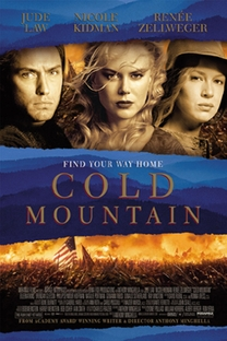 Cold Mountain - Poster / Capa / Cartaz - Oficial 4