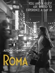 Roma - Poster / Capa / Cartaz - Oficial 6