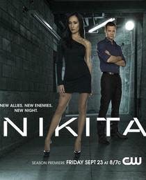 Nikita (4ª Temporada) - Poster / Capa / Cartaz - Oficial 4