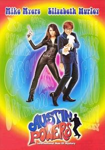 Austin Powers - 000 Um Agente Nada Discreto - Poster / Capa / Cartaz - Oficial 4