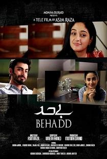 Behadd - Poster / Capa / Cartaz - Oficial 1