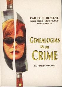 Genealogias de um Crime - Poster / Capa / Cartaz - Oficial 2