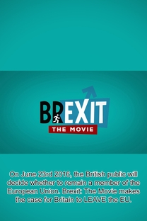 Brexit: O Filme - Poster / Capa / Cartaz - Oficial 2