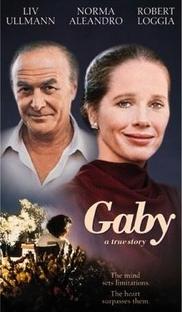Gaby - Uma História Verdadeira - Poster / Capa / Cartaz - Oficial 1