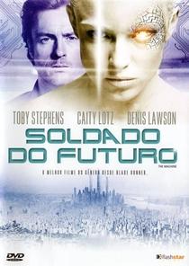 Soldado do Futuro - Poster / Capa / Cartaz - Oficial 5