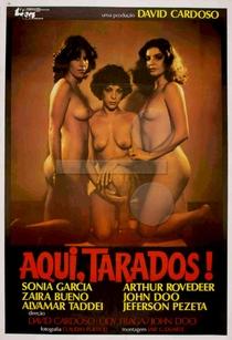 Aqui, Tarados - Poster / Capa / Cartaz - Oficial 1
