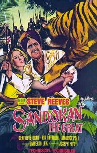 Sandokan, O Grande - Poster / Capa / Cartaz - Oficial 1
