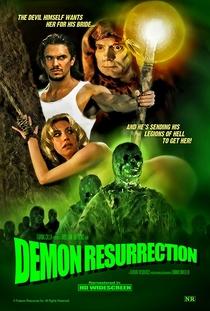 Demon Resurrection - Poster / Capa / Cartaz - Oficial 1