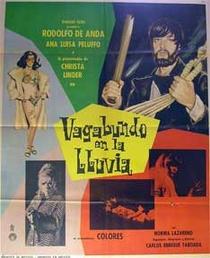Vagabundo en La Lluvia - Poster / Capa / Cartaz - Oficial 2