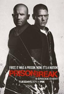 Prison Break (5ª Temporada) - Poster / Capa / Cartaz - Oficial 1