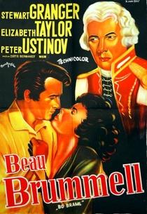O Belo Brummell - Poster / Capa / Cartaz - Oficial 9