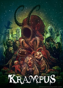 Krampus: O Terror do Natal - Poster / Capa / Cartaz - Oficial 7