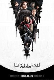 Rogue One: Uma História Star Wars - Poster / Capa / Cartaz - Oficial 10