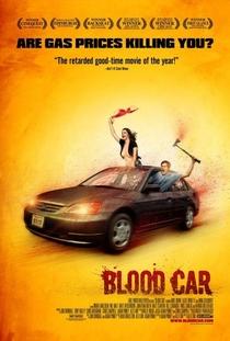 Carro a Sangue - Poster / Capa / Cartaz - Oficial 1