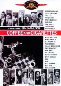 Sobre Café e Cigarros - Poster / Capa / Cartaz - Oficial 3