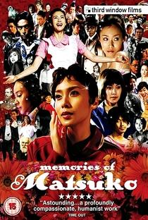 Memories of Matsuko - Poster / Capa / Cartaz - Oficial 6