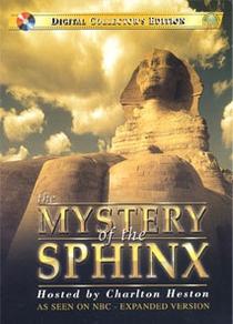 O Mistério da Esfinge - Poster / Capa / Cartaz - Oficial 1