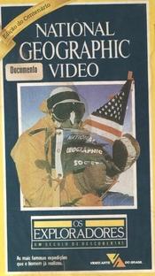 National Geographic Vídeo - Os Exploradores - Poster / Capa / Cartaz - Oficial 1