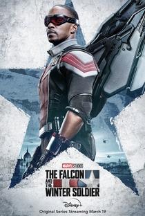 Falcão e o Soldado Invernal - Poster / Capa / Cartaz - Oficial 8