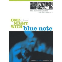 One Night With Blue Note - Poster / Capa / Cartaz - Oficial 1