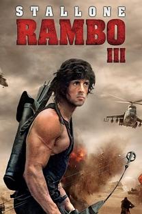 Rambo III - Poster / Capa / Cartaz - Oficial 9