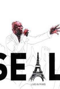Seal - Live in Paris - Poster / Capa / Cartaz - Oficial 1