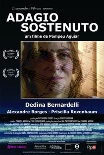Adagio Sostenuto - Poster / Capa / Cartaz - Oficial 1