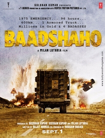 Baadshaho - Poster / Capa / Cartaz - Oficial 4