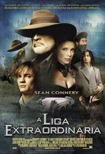 A Liga Extraordinária - Poster / Capa / Cartaz - Oficial 5