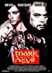 Mark of the Devil - Poster / Capa / Cartaz - Oficial 3
