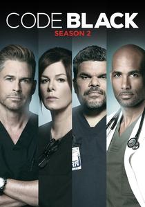 Code Black (2ª Temporada) - Poster / Capa / Cartaz - Oficial 1