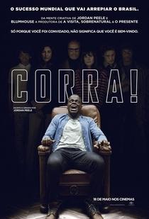 Corra! - Poster / Capa / Cartaz - Oficial 2