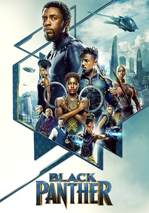 Pantera Negra - Poster / Capa / Cartaz - Oficial 11