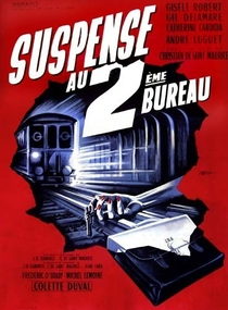 Interpol em Suspense - Poster / Capa / Cartaz - Oficial 1