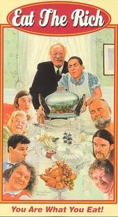 Comendo os Ricos - Poster / Capa / Cartaz - Oficial 1
