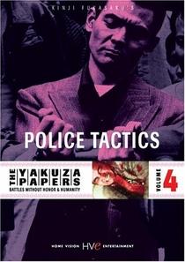Estratégias Policiais - Poster / Capa / Cartaz - Oficial 1