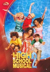High School Musical 2 - Poster / Capa / Cartaz - Oficial 3