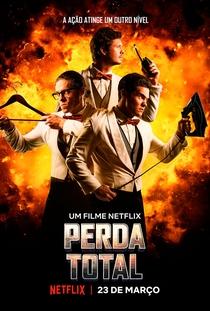 Perda Total - Poster / Capa / Cartaz - Oficial 2