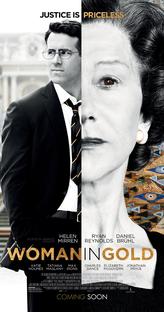 A Dama Dourada - Poster / Capa / Cartaz - Oficial 3