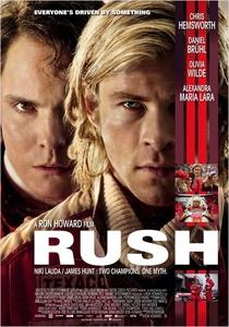 Rush: No Limite da Emoção - Poster / Capa / Cartaz - Oficial 8