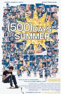 (500) Dias com Ela - Poster / Capa / Cartaz - Oficial 3