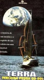 Terra - A Terceira Pedra do Sol - Poster / Capa / Cartaz - Oficial 1