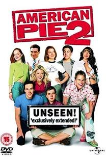 American Pie 2: A Segunda Vez é Ainda Melhor - Poster / Capa / Cartaz - Oficial 6