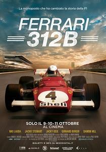 Ferrari 312B: Where the Revolution Beginse - Poster / Capa / Cartaz - Oficial 1