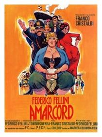 Amarcord - Poster / Capa / Cartaz - Oficial 7