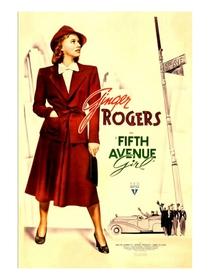 A Garota da 5ª Avenida - Poster / Capa / Cartaz - Oficial 1