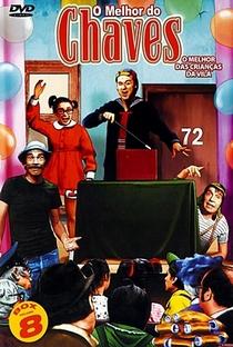 Chaves (8ª Temporada) - Poster / Capa / Cartaz - Oficial 1